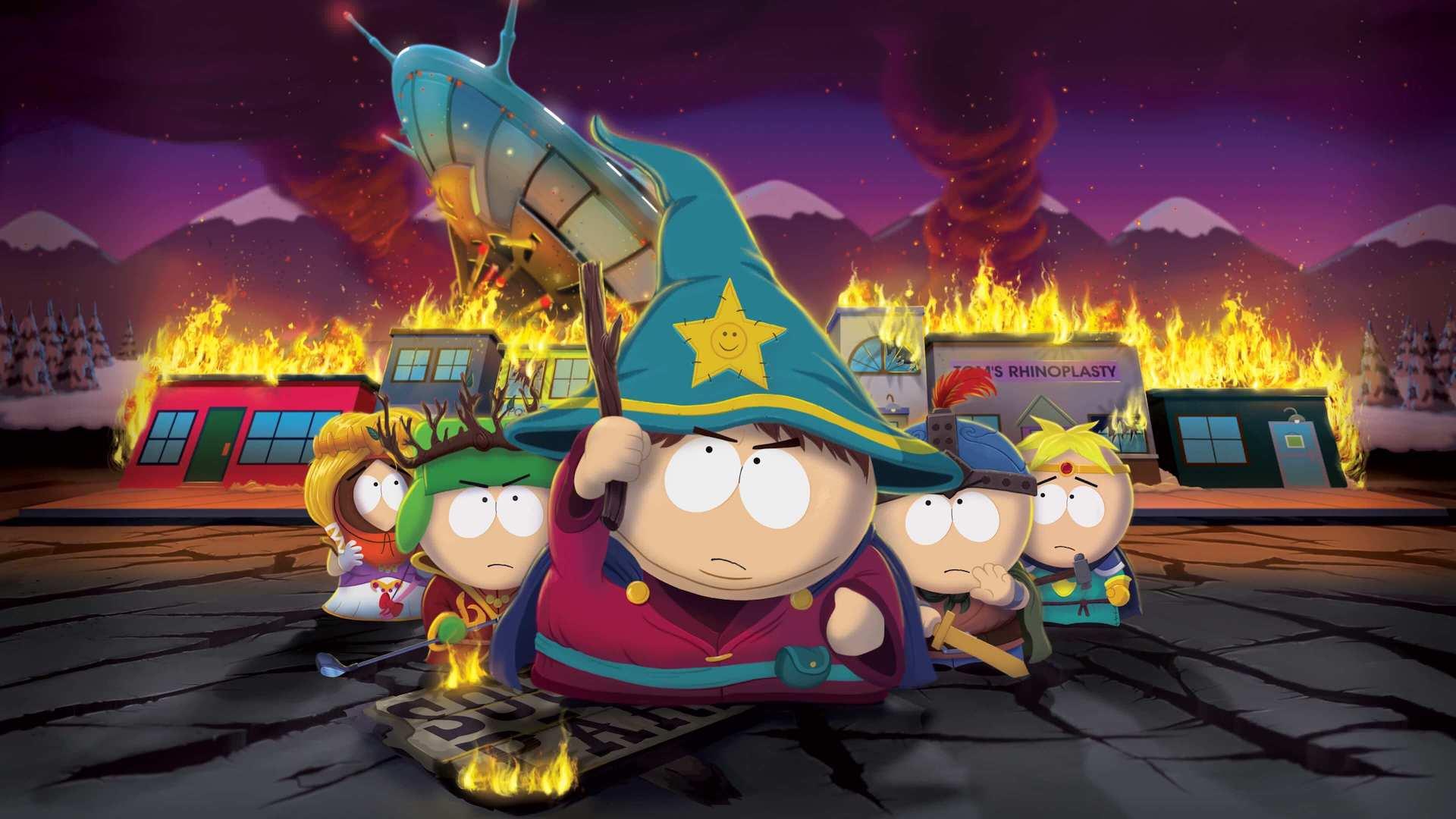 South Park: Il Bastone della Verità arriva su PlayStation 4 e Xbox One
