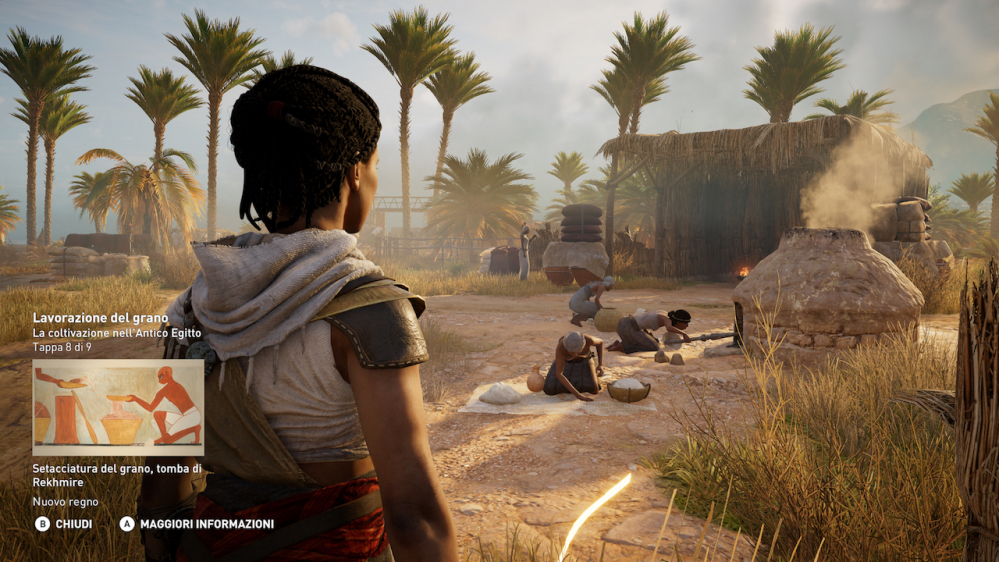 Assassin's Creed Origins, censurate le nudità dei monumenti nella modalità Discovery Tour