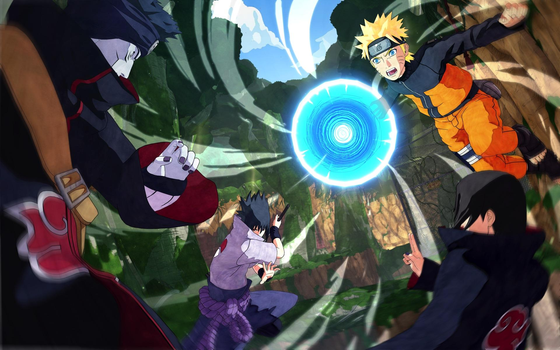 Sta per partire l'open beta  di Naruto to Boruto: Shinobi Striker