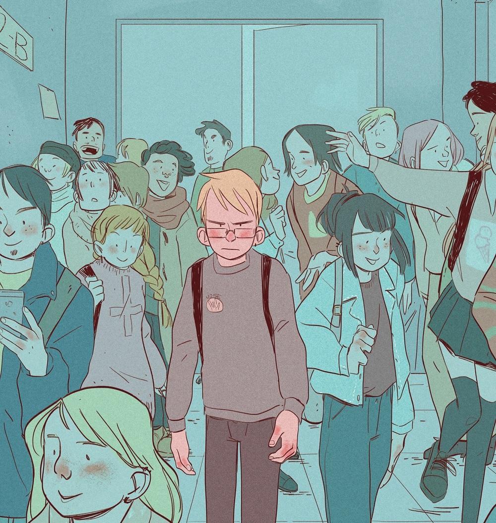 Dieter è morto: quando il fumetto è denuncia sociale