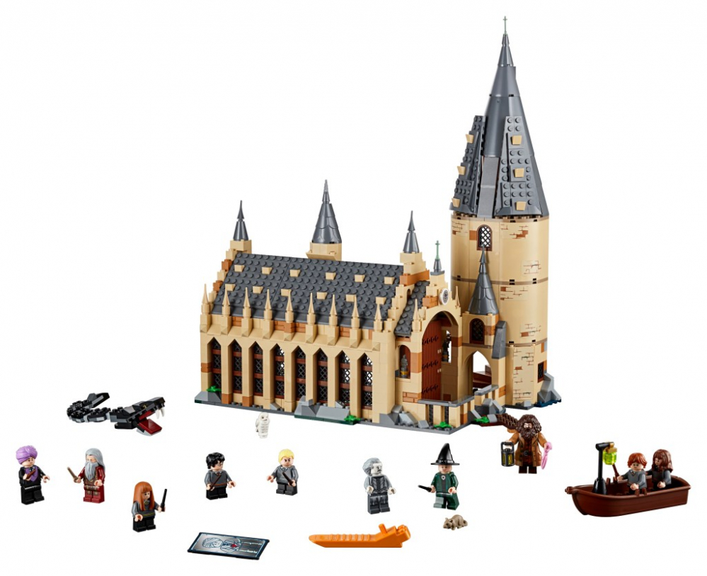 Harry Potter Book Set Big W : Il ritorno dei set lego harry potter è alle porte leganerd