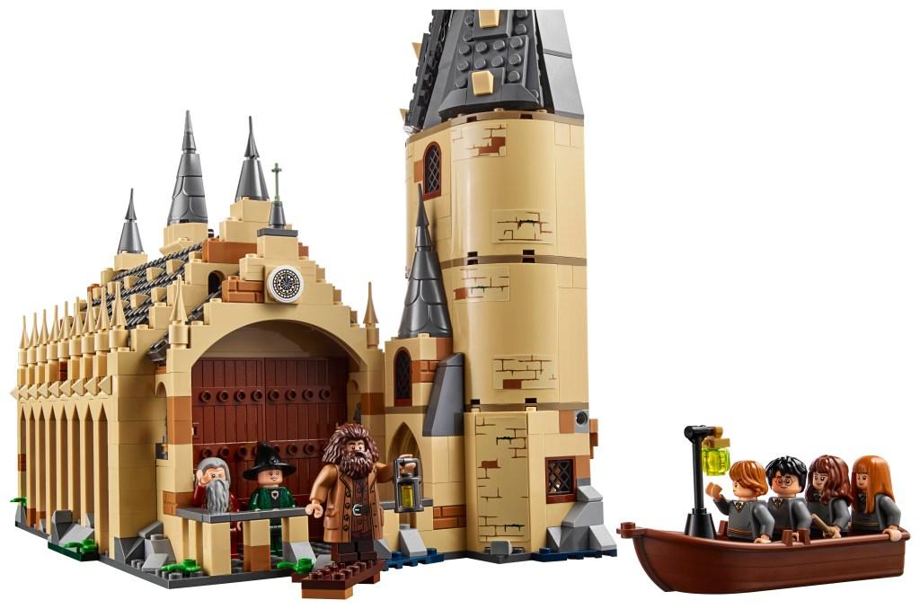 il ritorno dei set lego harry potter è alle porte  lega nerd