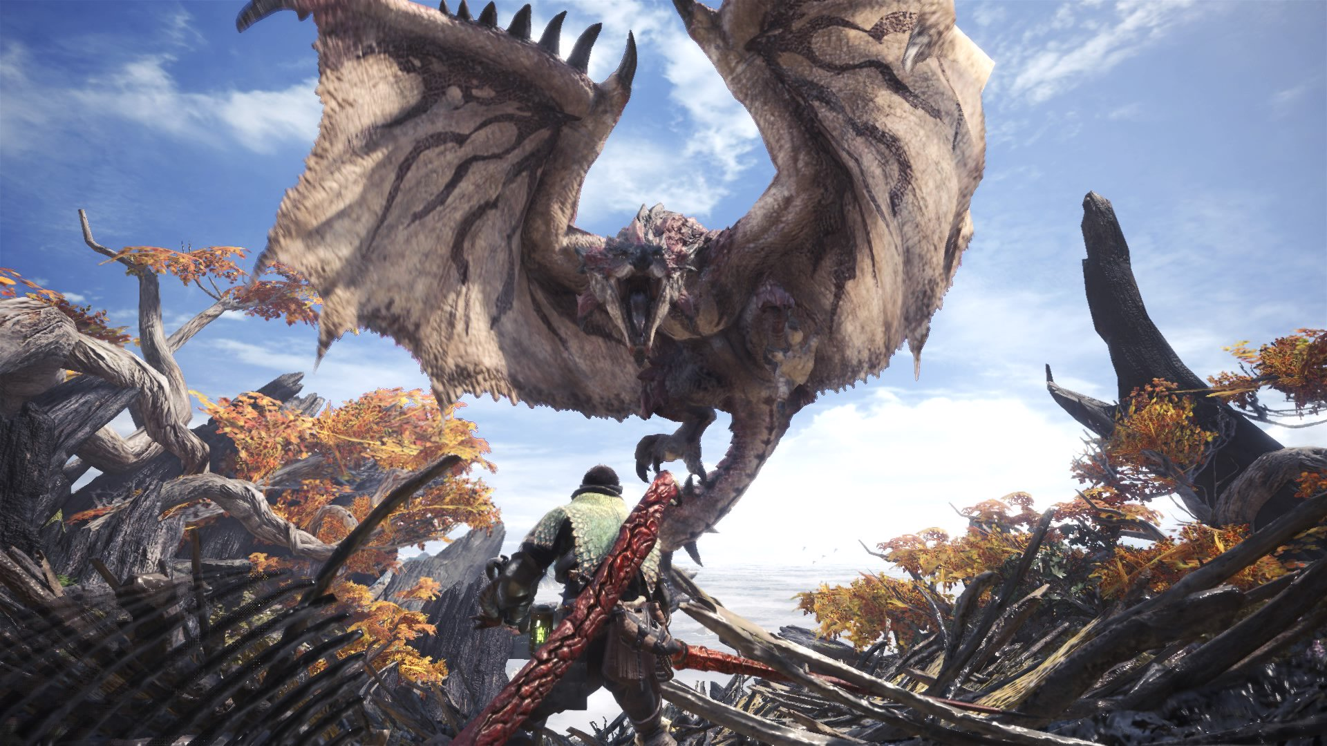Recensione Monster Hunter: World #LegaNerd