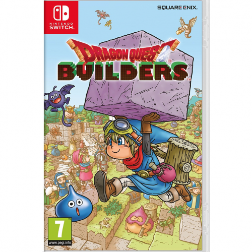 Dragon Quest Builders - Nintendo Switch Edition
