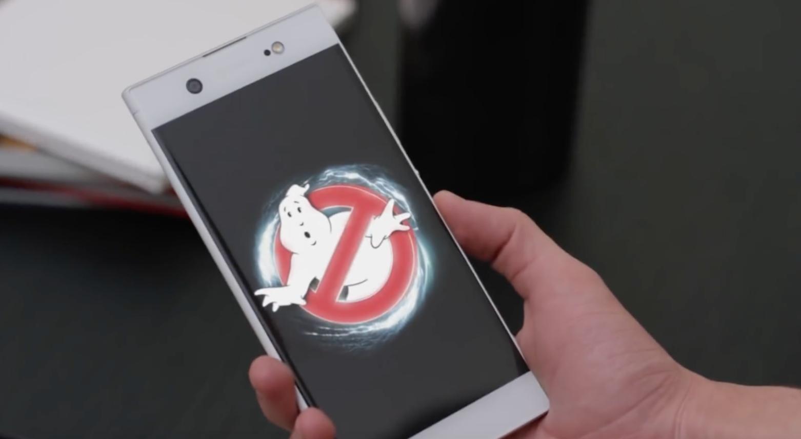 Arrivano i fantasmi in AR con Ghostbusters World