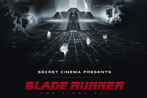 Aperta la vendita per i biglietti di Secret Cinema: Blade Runner