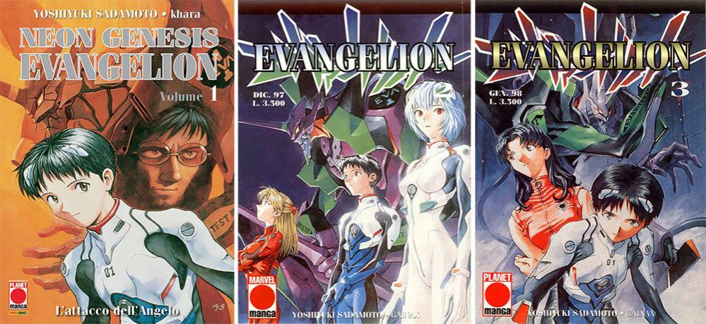 Neon Genesis Evangelion recensione manga