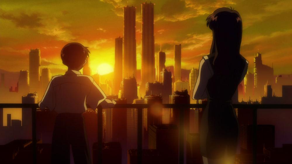Neon Genesis Evangelion recensione
