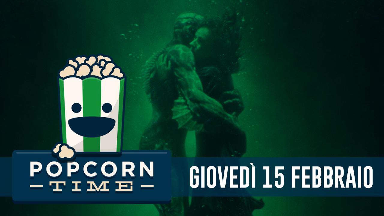 PopCorn Time: le uscite al cinema del 15 Febbraio