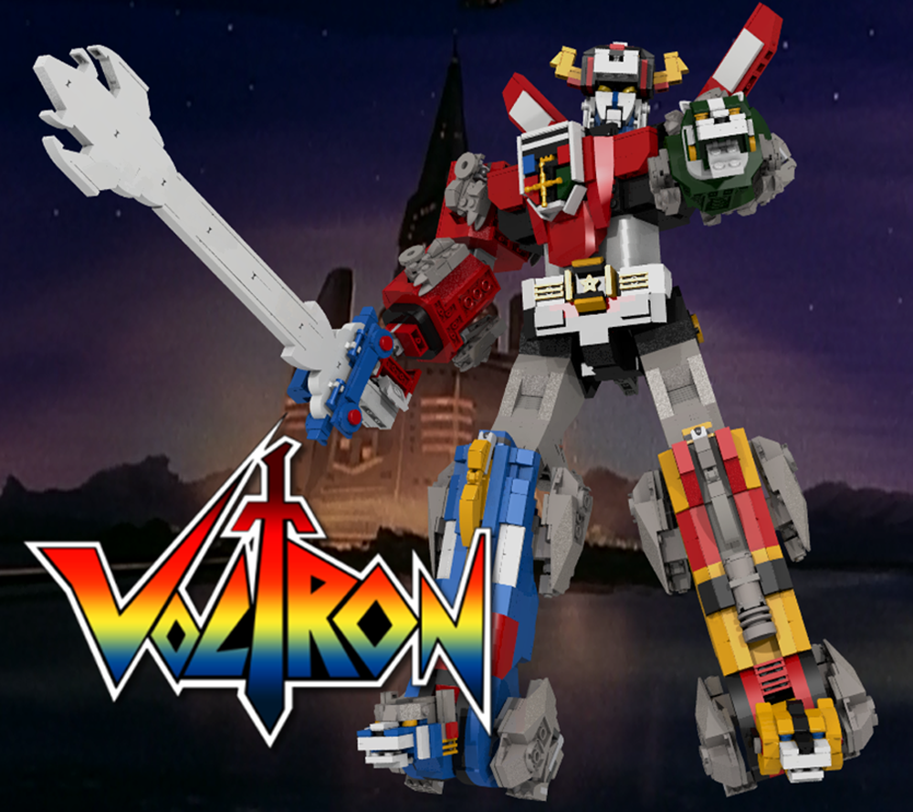 Finalmente qualche rumor sul set LEGO Ideas Voltron