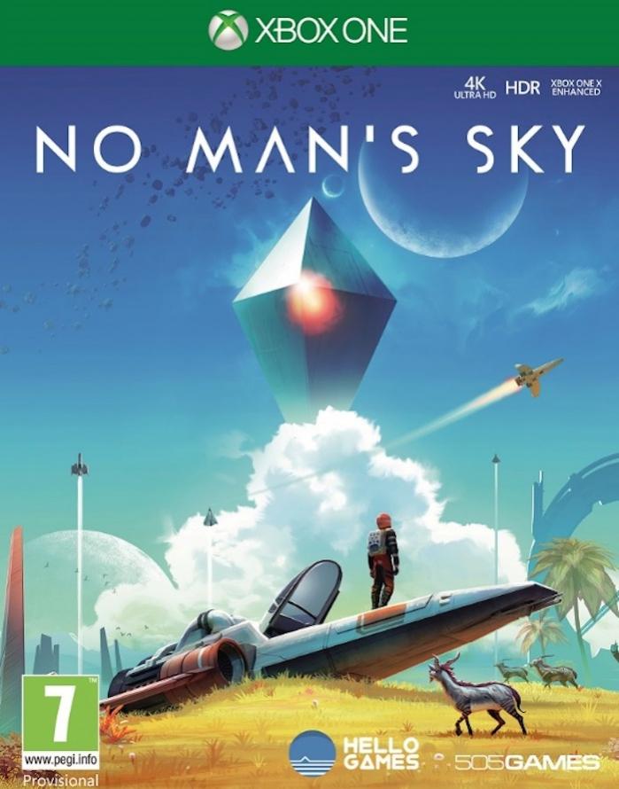 No Man's Sky Next, arriva l'edizione definitiva per Xbox One
