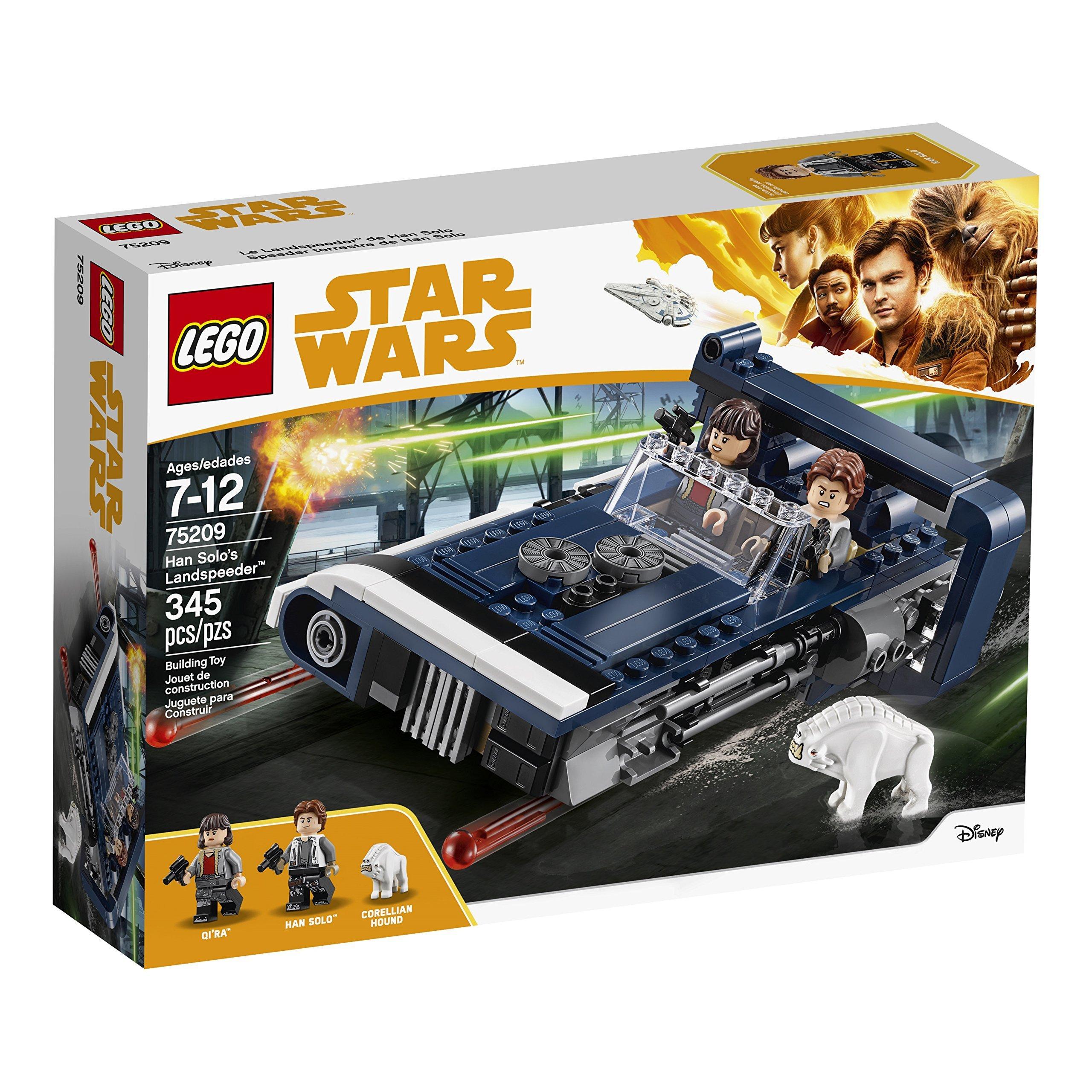 Ecco le immagini ufficiali dei set LEGO Star Wars Solo: A Star Wars Story (più un probabile piccolo spoiler)