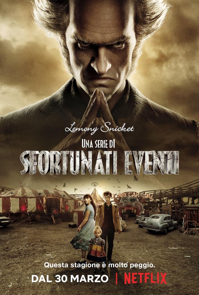 Una Serie di Sfortunati Eventi