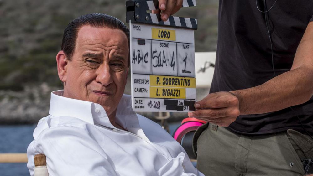 Loro: il primo teaser dell'atteso film di Sorrentino su Berlusconi