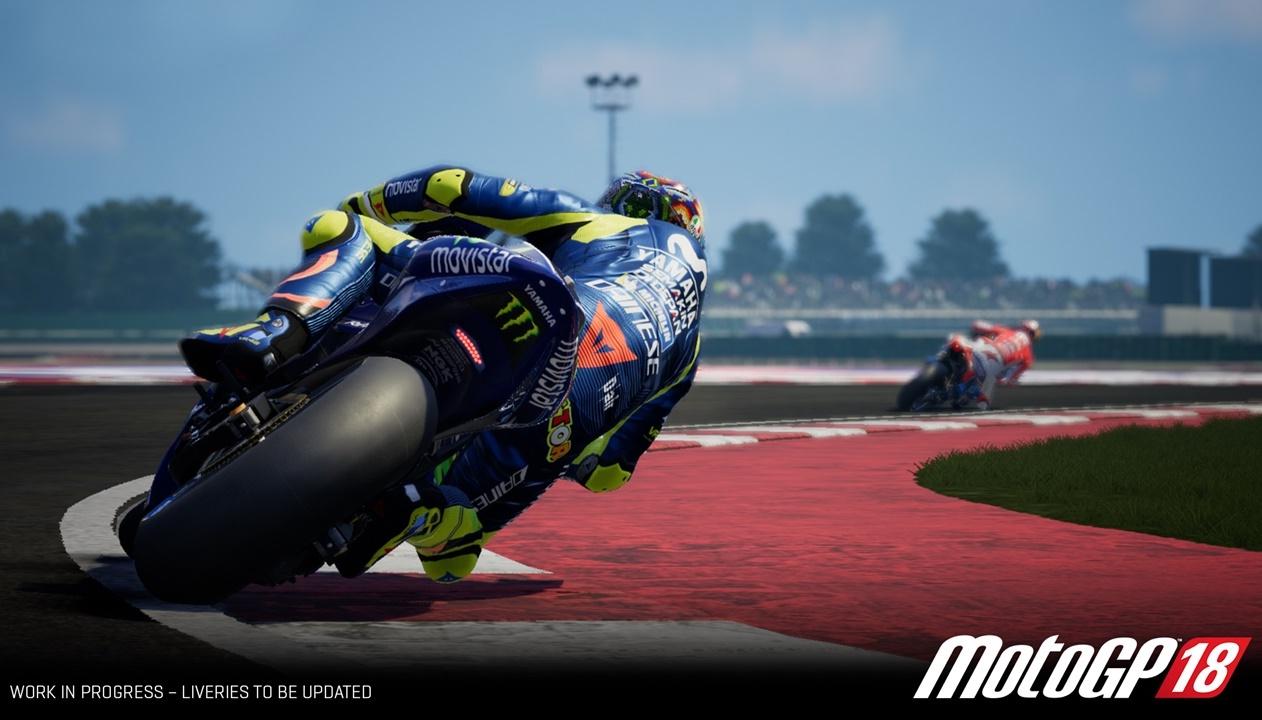 MotoGP 18 disponibile da oggi su Nintendo Switch