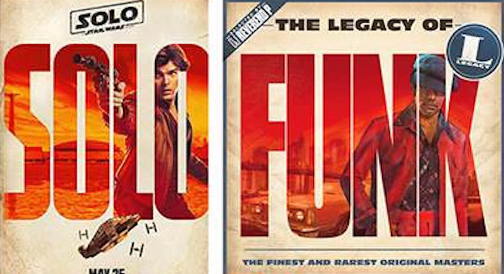 Disney risponde alle accuse di plagio per i poster di Solo: a Star Wars Story