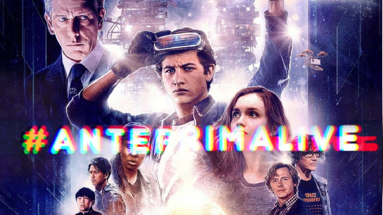 Anteprima Live: Ready Player One