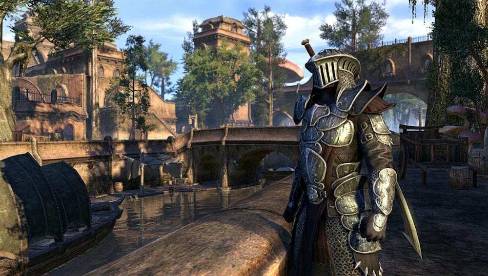 Primo teaser per Beyond Skyrim: Morrowind