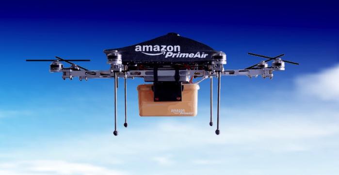 drone amazon