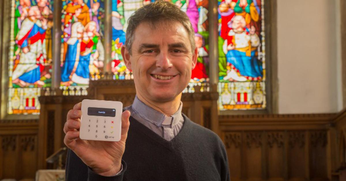 La Church of England si convertirà al contactless per le donazioni