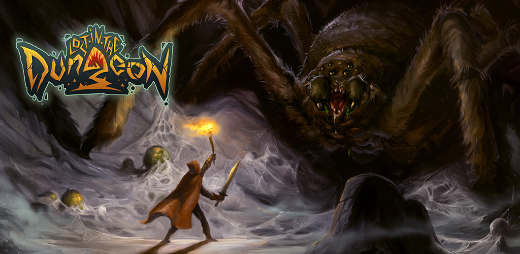 Eggon presenta Lost in the Dungeon