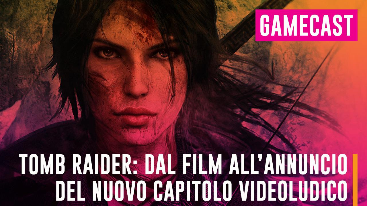 Tomb Raider: dal film all'annuncio del nuovo capitolo videoludico