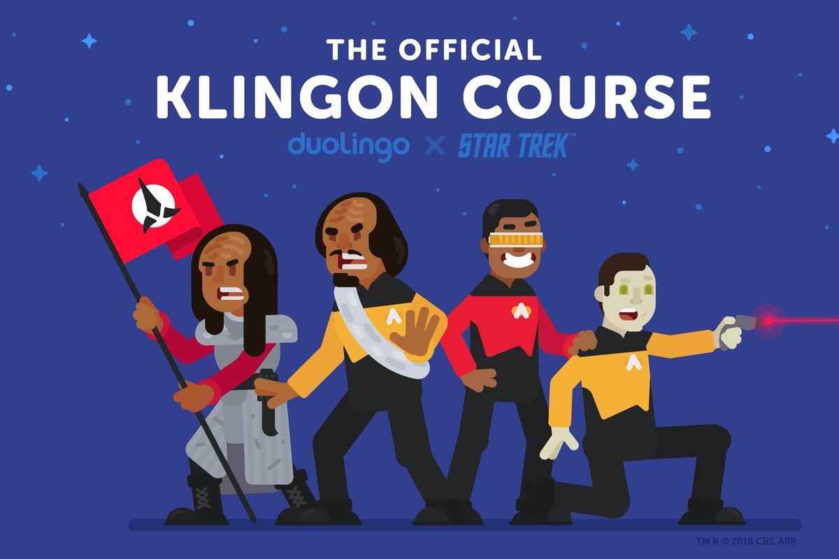 corso klingon