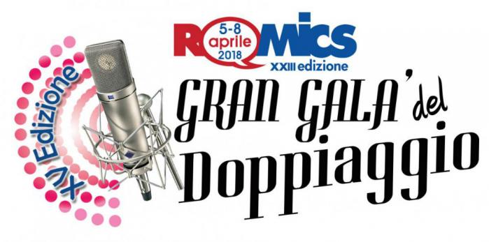 Romics aprile 2018 XXIII edizione