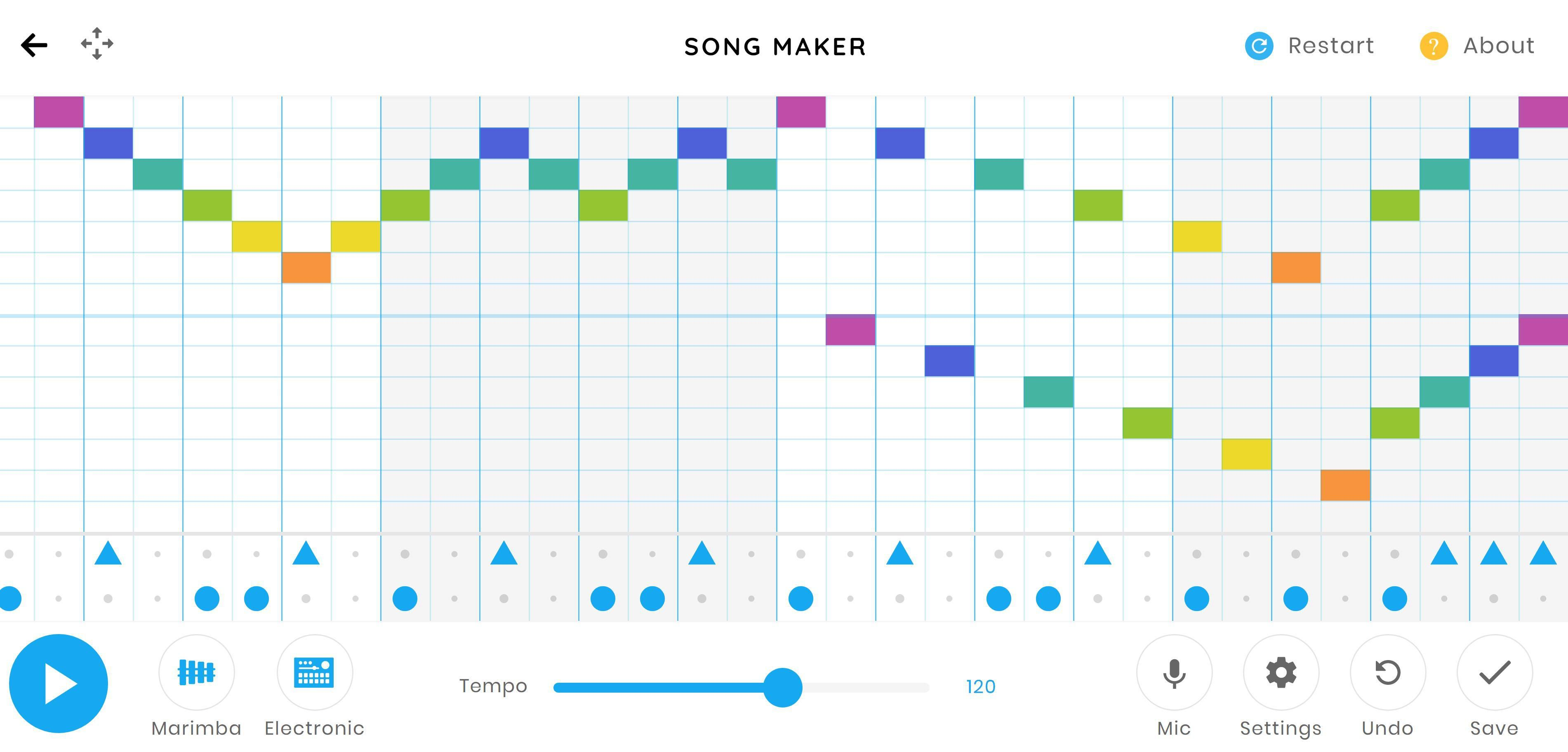 Con Google Song Maker le canzoni nascono nel browser