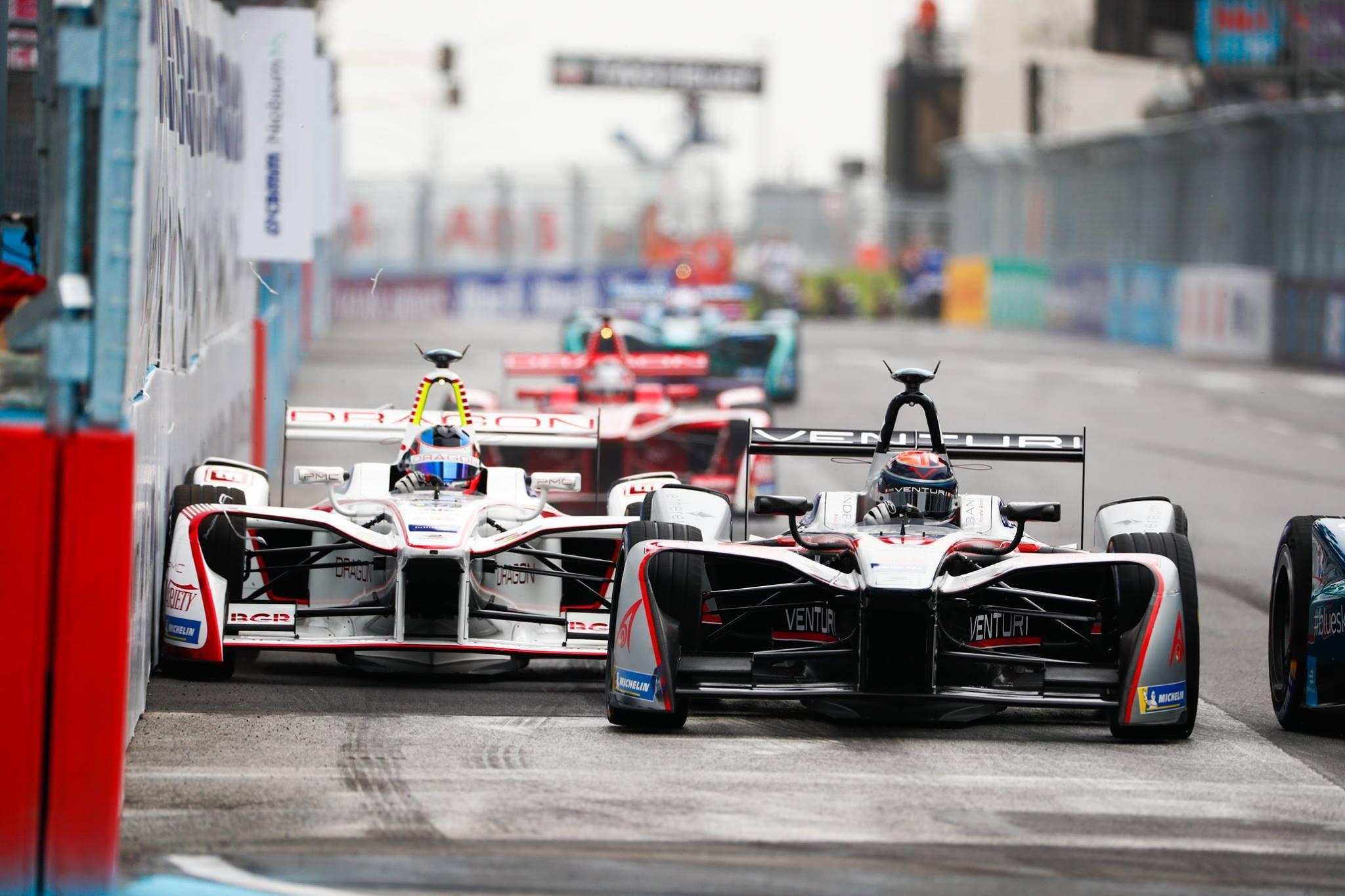 Formula E a Roma: che successo!