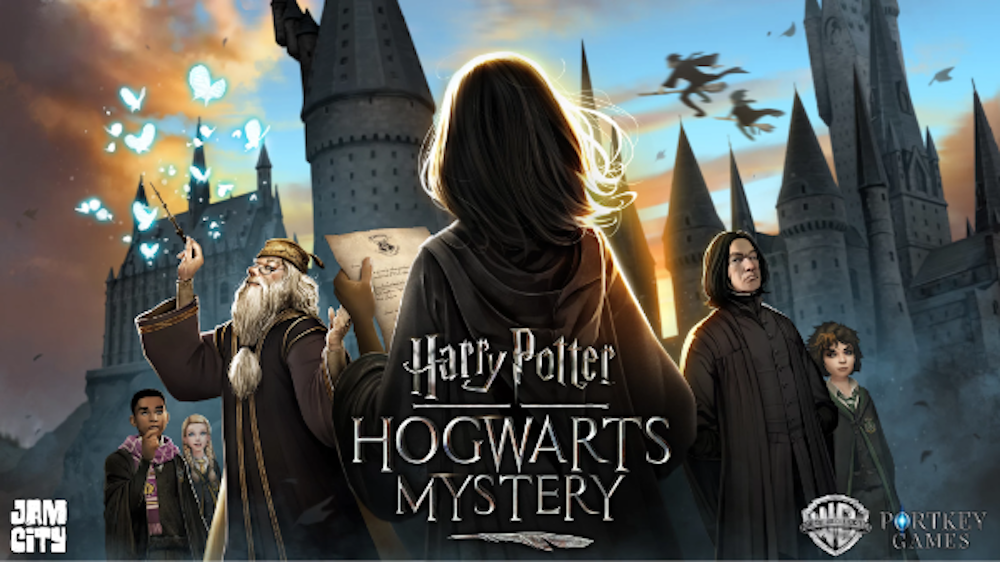 Nuovo trailer per Harry Potter: Hogwarts Mystery