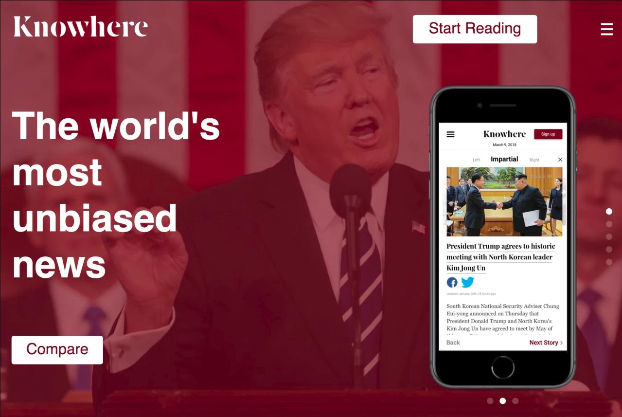 Knowhere, un software capace di scrivere articoli parziali e imparziali