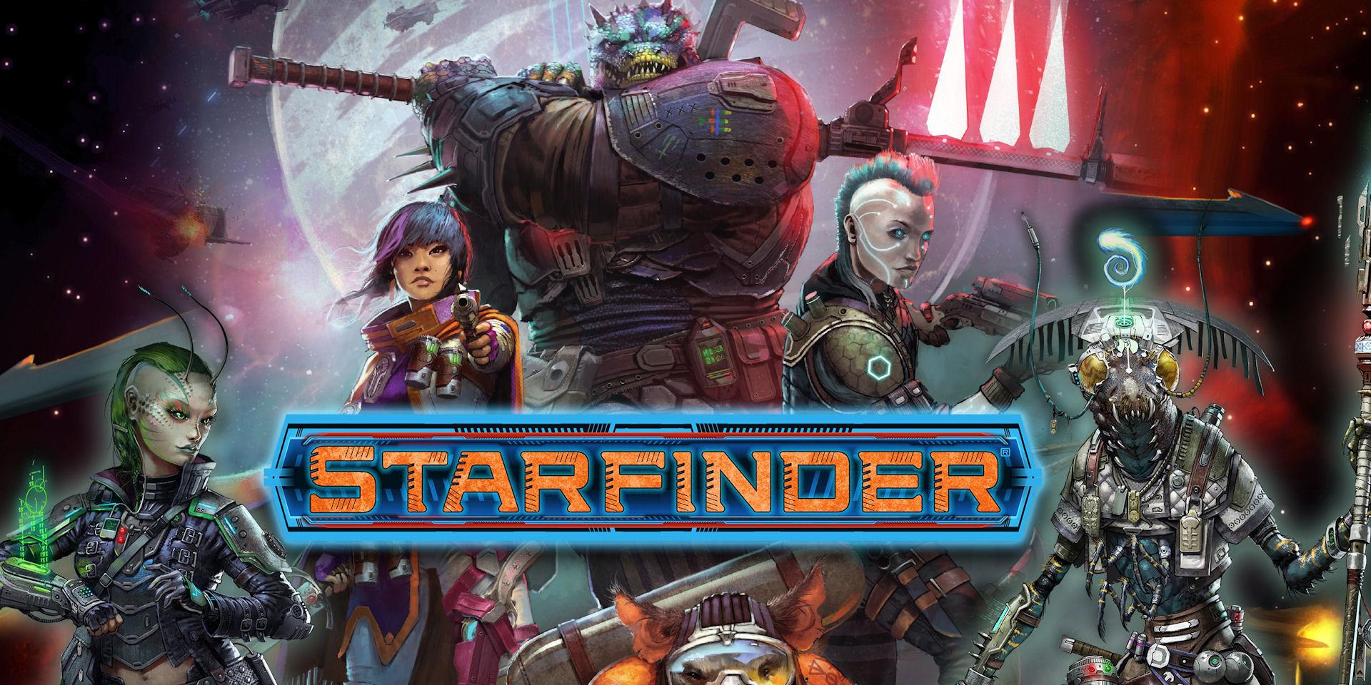 Starfinder presto in italiano
