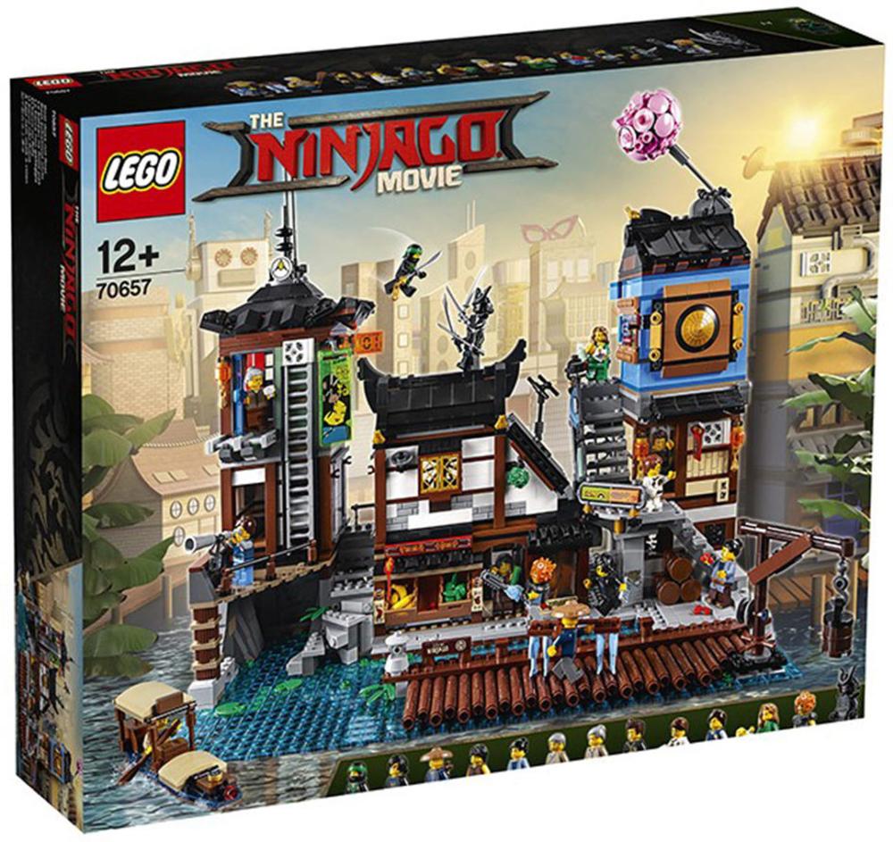 Novità LEGO fra Ninjago Docks, War Rig, Robot ed Unikitty
