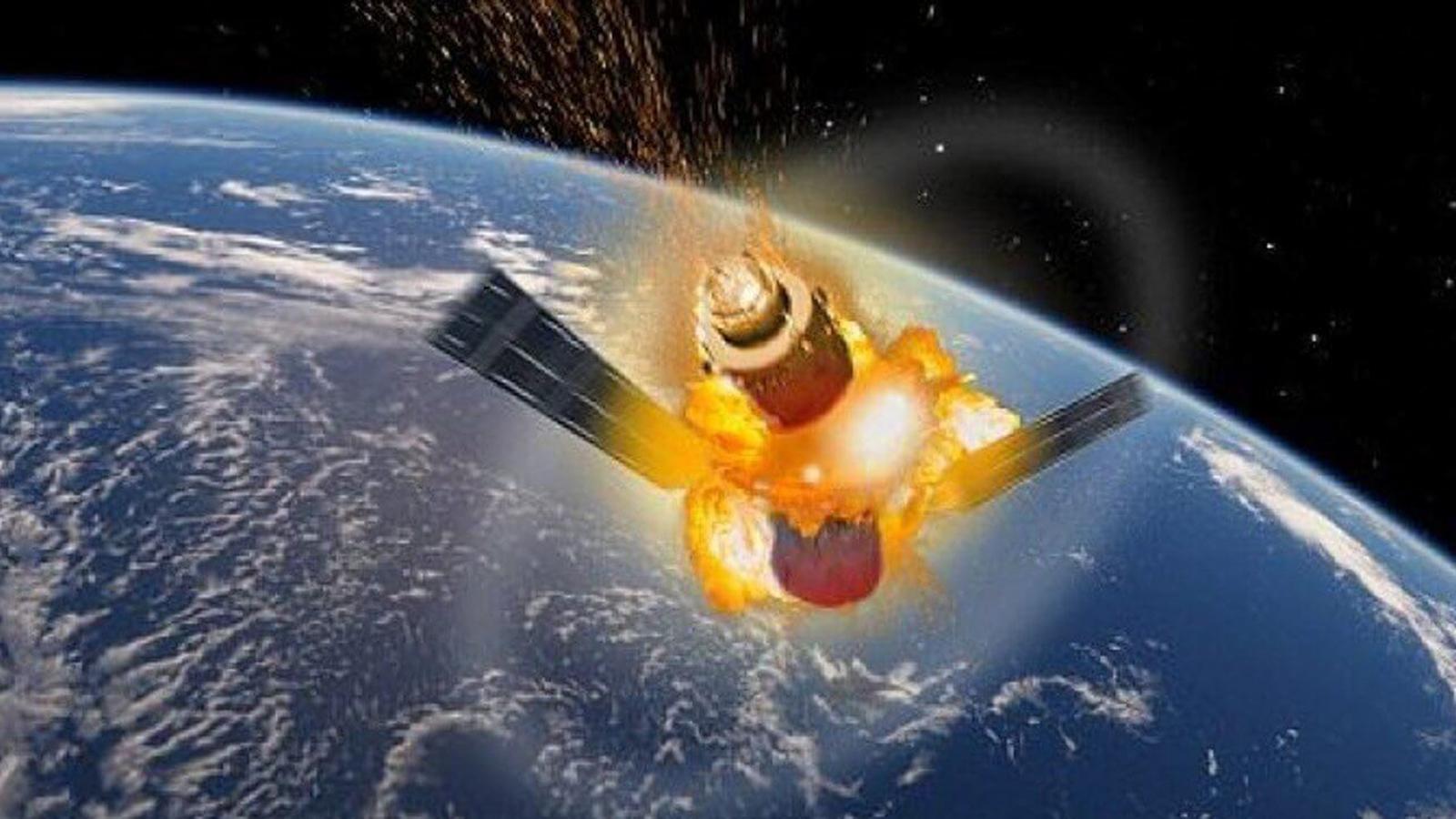 La caduta di Tiangong-1 è terminata