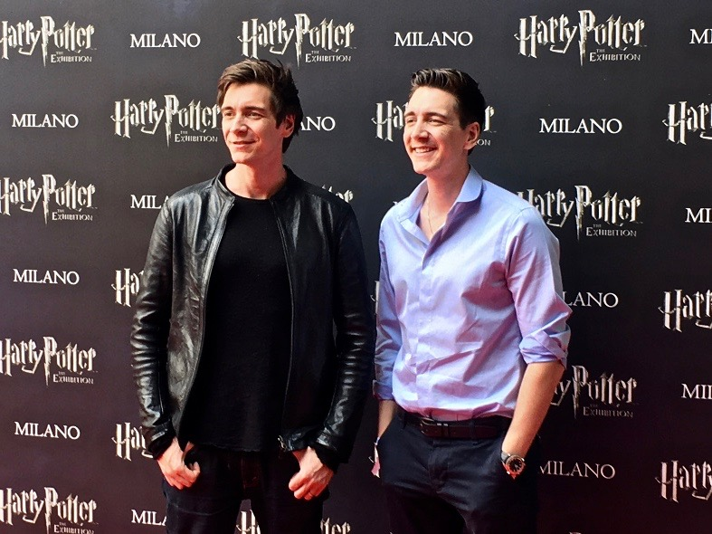 Intervista a James e Oliver Phelps, I gemelli Weasley di Harry Potter