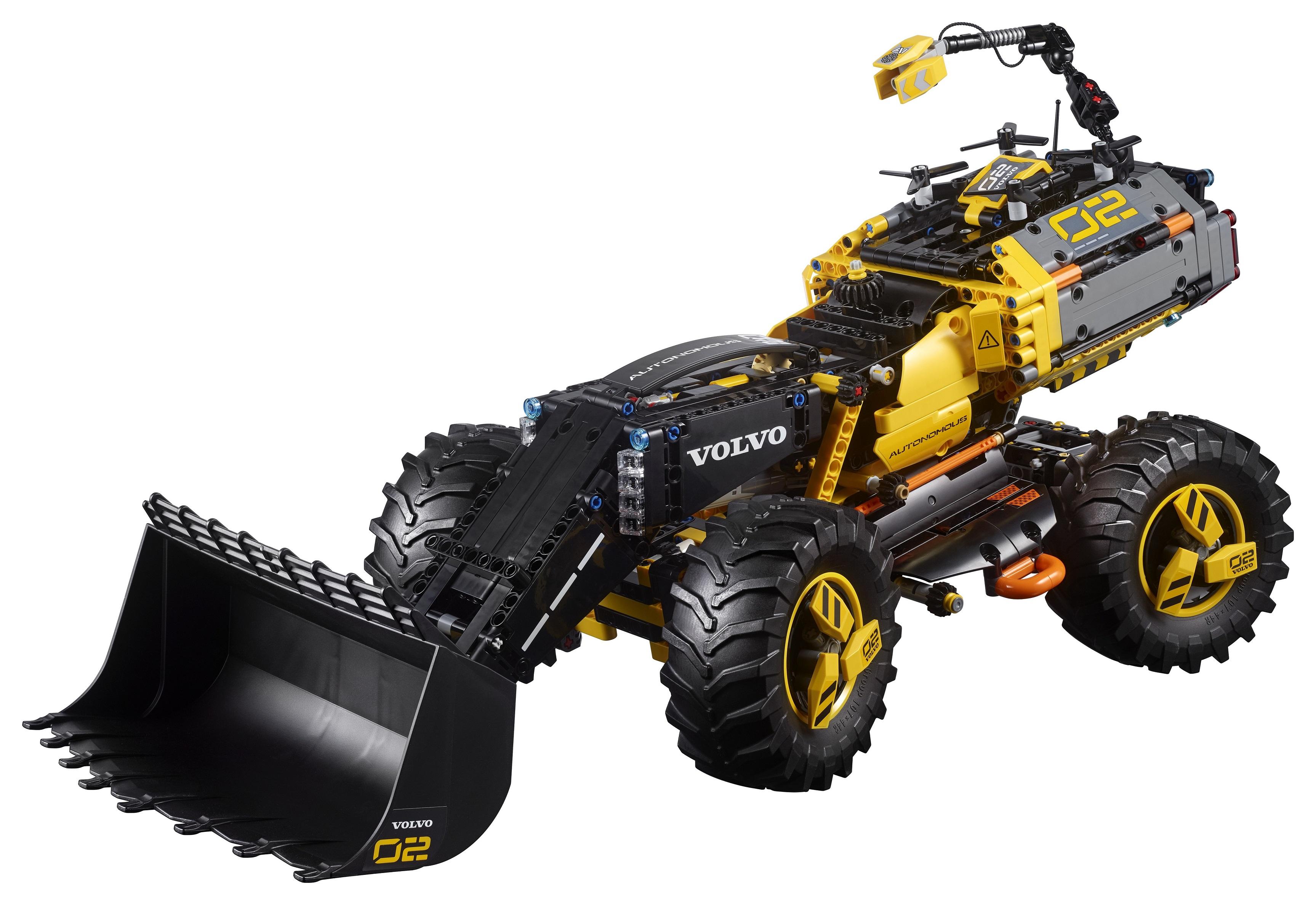 Recap dei prodotti ufficializzati da LEGO per il 2018 Fall Preview Event