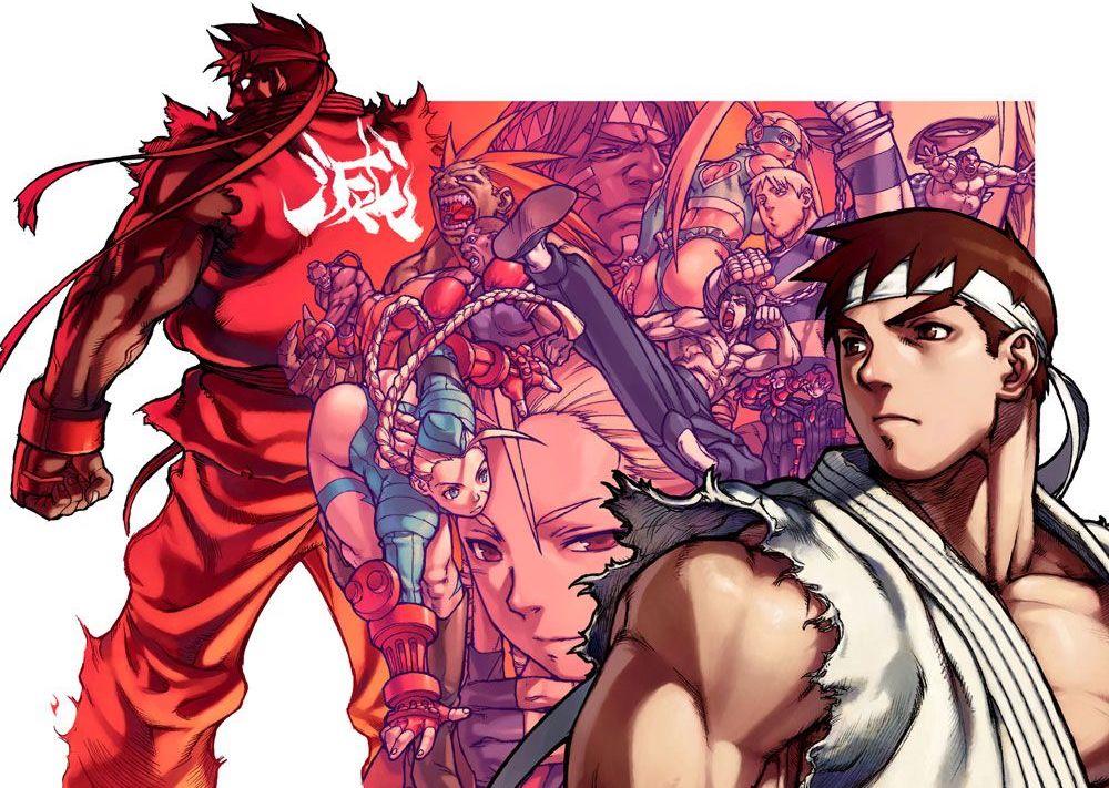 Una retrospettiva sulla serie Alpha per Street Fighter 30th Anniversary Collection