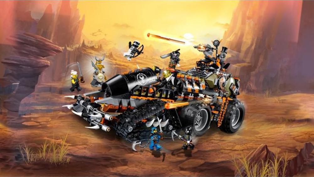 Gli ultimi annunci ufficiali LEGO fra Ninjago, LEGO City, Unikitty e Architecture