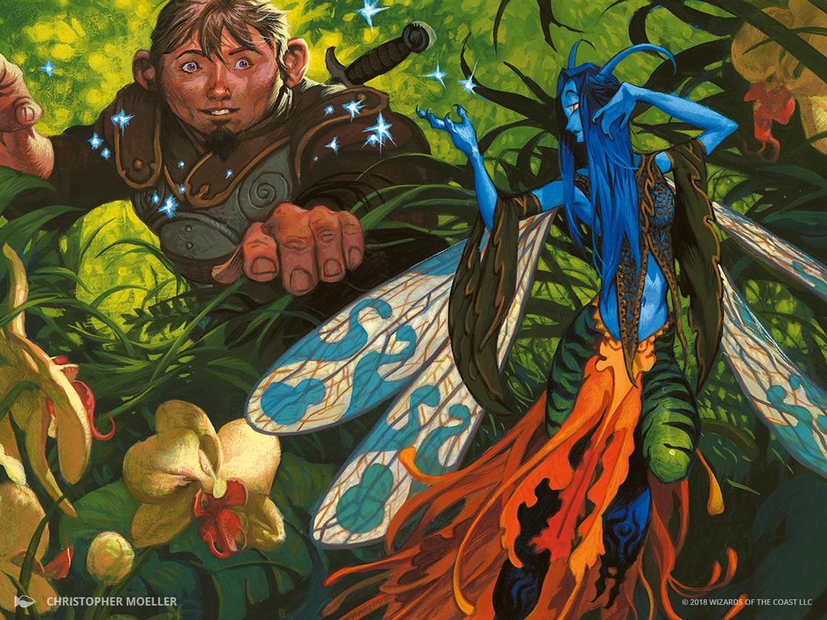 Sower of Temptation sarà tra le carte di Battlebond, la nuova espansione di Magic: The Gathering