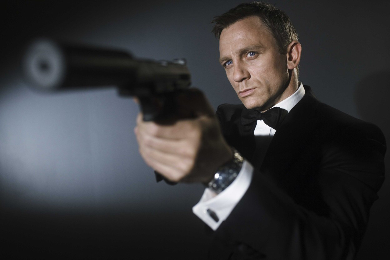 James Bond James Bond