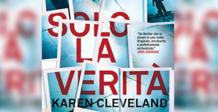 """Intervista a Karen Cleveland, autrice di """"Solo la Verità"""""""