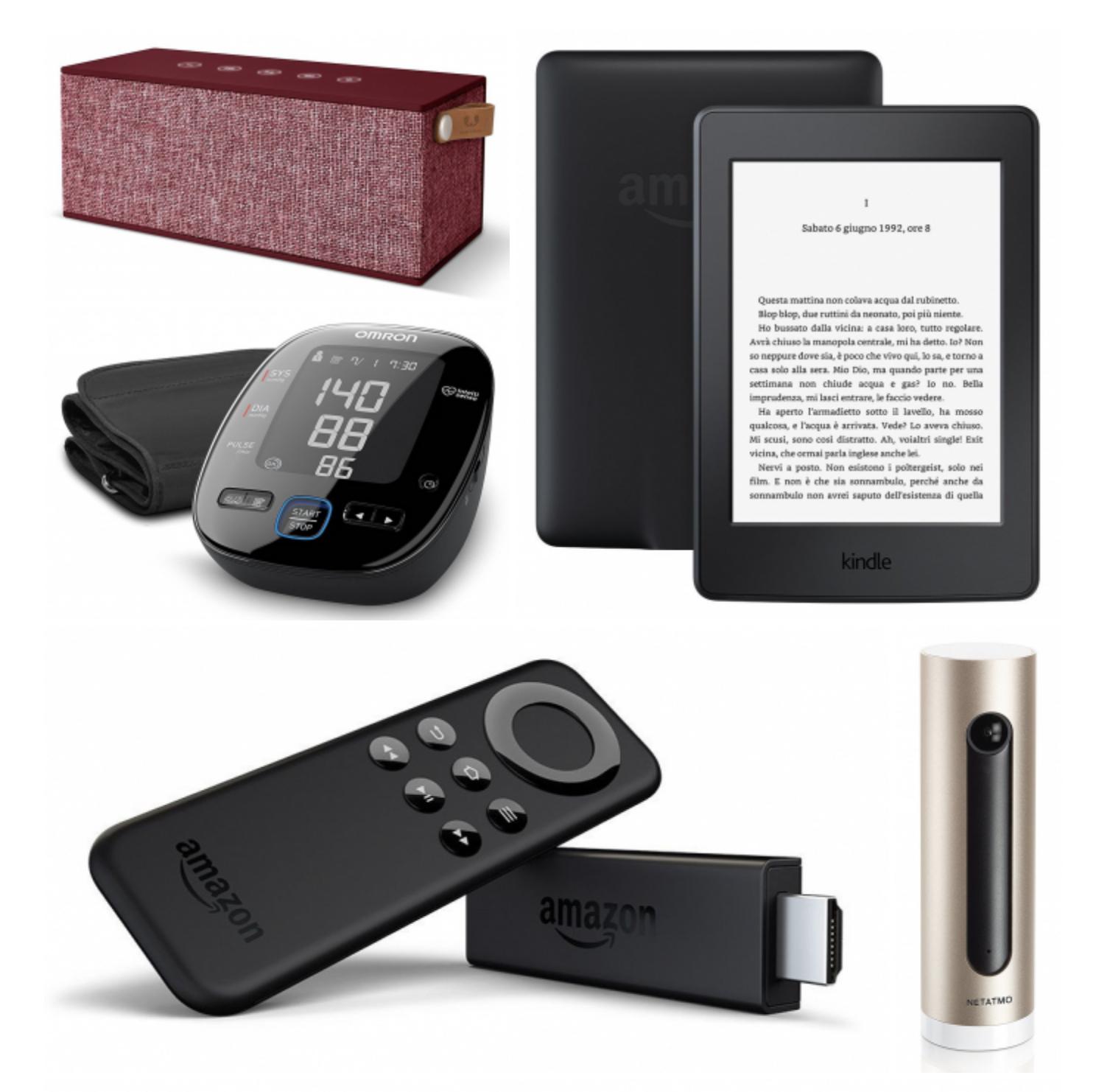 Amazon Connected Week: tutte le migliori offerte