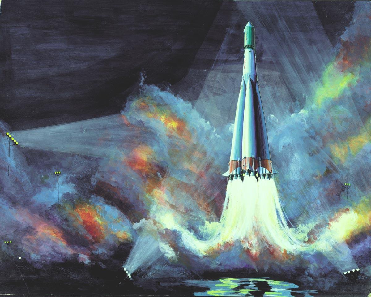Il Cosmonauta Perduto