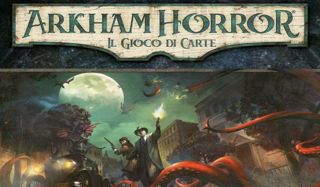 Disponibile L'Era Dimenticata, nuova espansione deluxe per Arkham Horror LCG