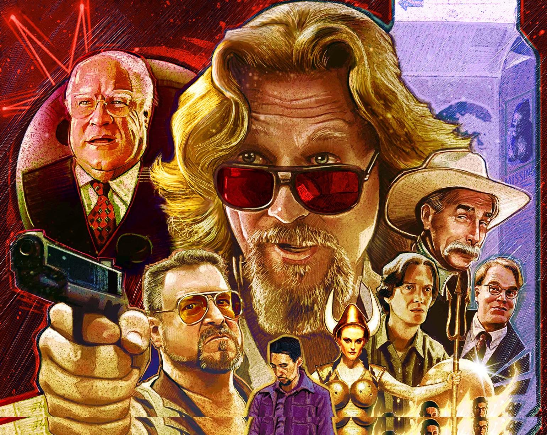 The Dude, l'icona Pop di Jeff Bridges