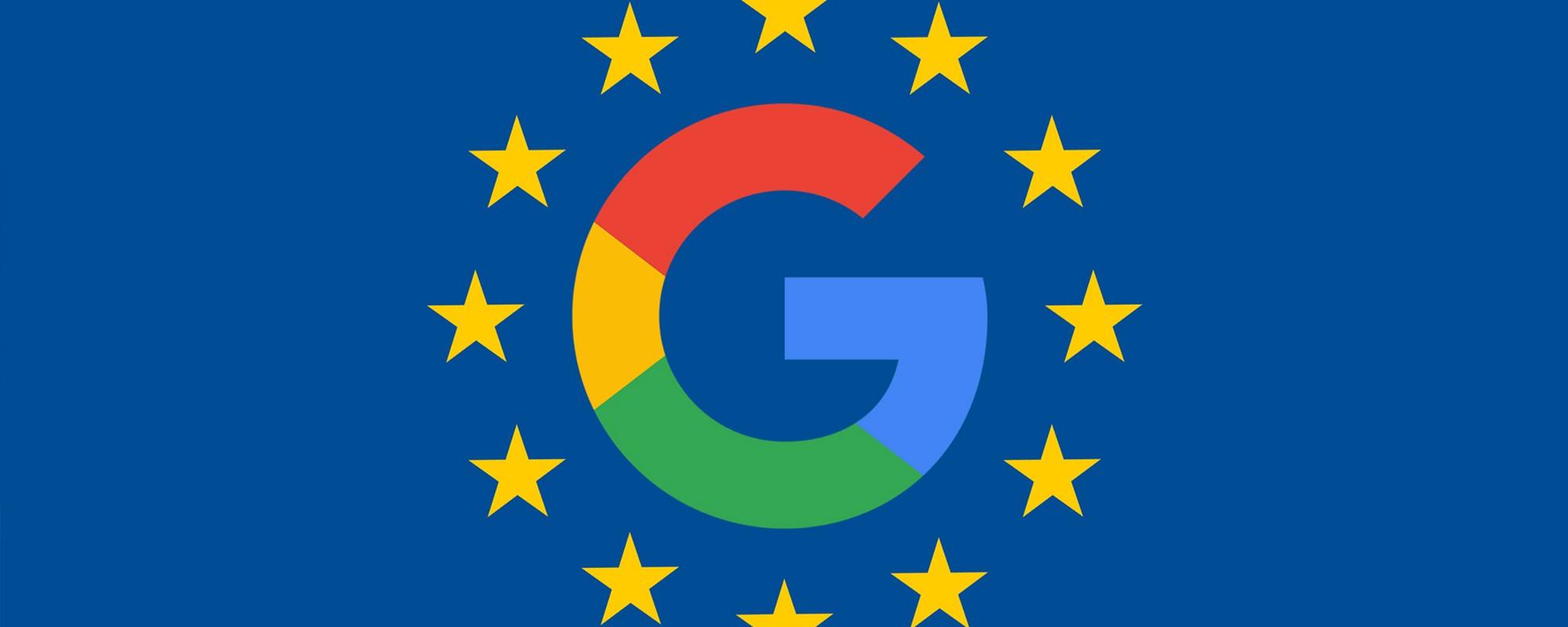 Google si adegua al GDPR: stessi dati raccolti, ma più possibilità di controllo da parte dell'utente