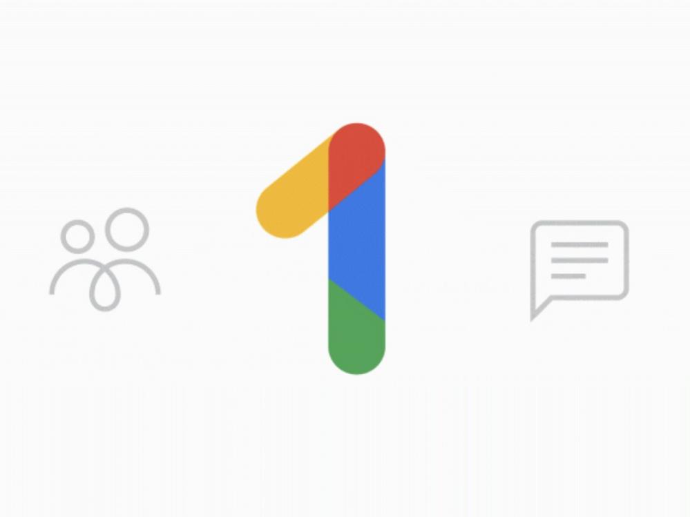 Addio Google Drive. Benvenuto Google One!