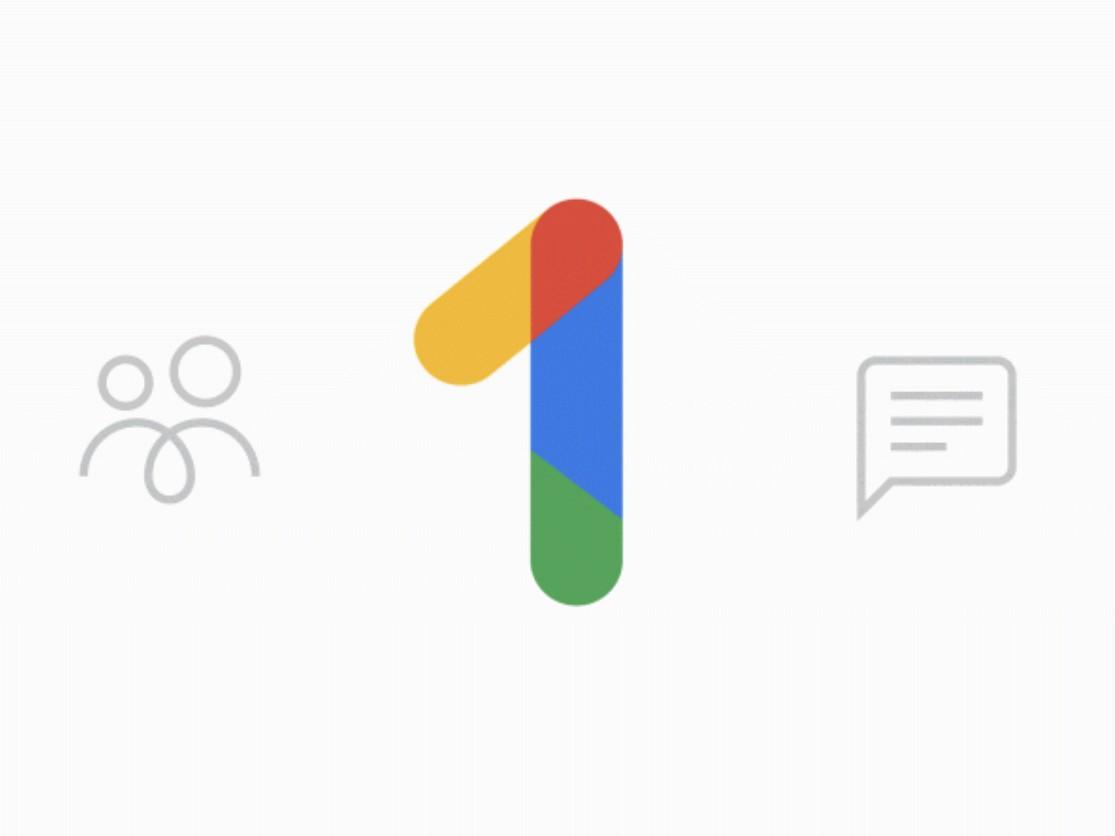 Google One, 15 GB di archiviazione gratis su device Android e iOS