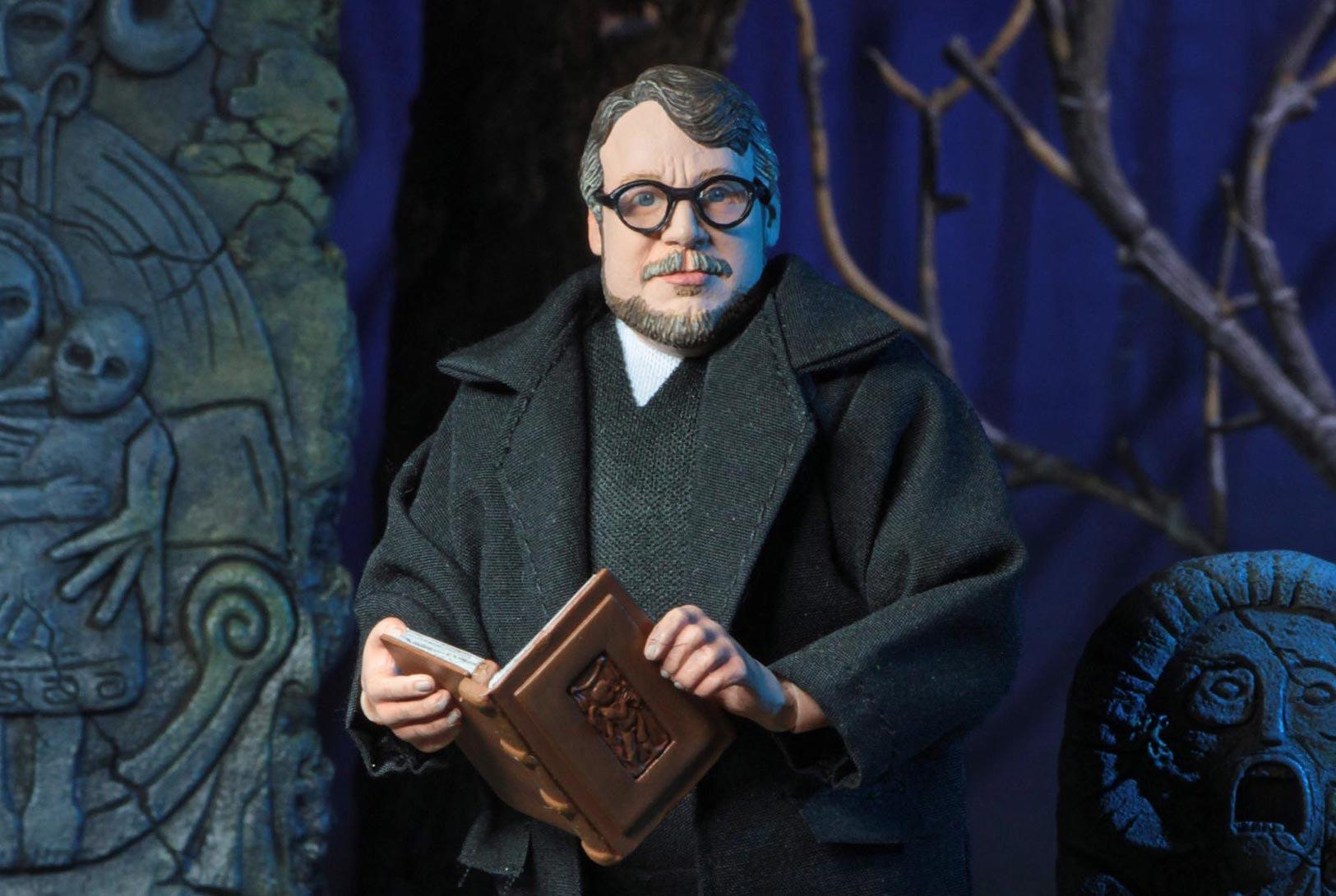 Ecco anche Guillermo del Toro per la sua Neca Signature Collection
